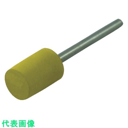 双和化成 軸付砥石 SOWA ポラコダイアモンド弾性砥石 15φ×15×6D 〔品番:PDS1515-1000FH〕 #1000 7875550 卓出 FH お気にいる