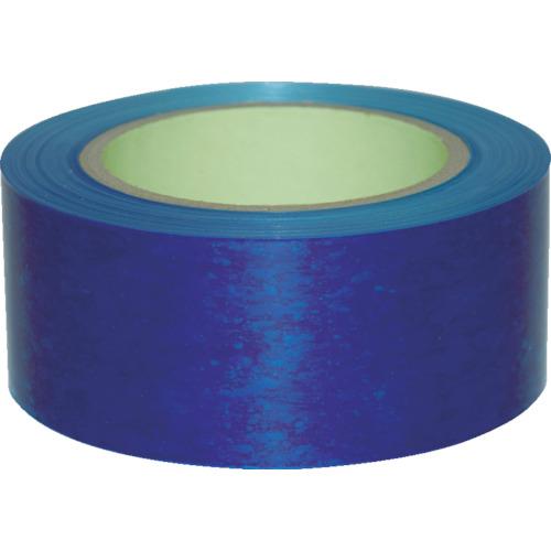 トラスコ中山 ストレッチフィルム TRUSCO お気にいる 厚みμ20X幅50mmX長さ300m 青 AL完売しました。 7950985 〔品番:TSF-20-50B〕