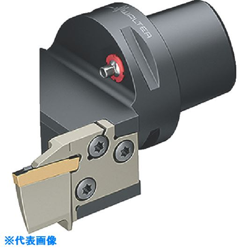 ワルター 溝入れモジュール 〔品番:NCEE32-C600R-GX24-4-4〕[8024754]「送料別途見積り,法人・事業所限定,取寄」