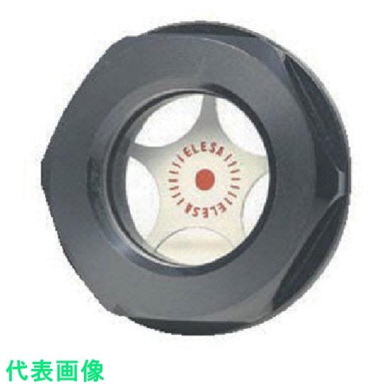 イマオコーポレーション オイルゲージ ELESA セール商品 未使用 8060834 スター型ウィンドー 〔品番:FG-13N〕