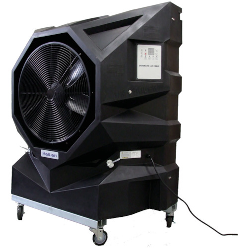 【未使用品】 アメフレック ハイラン 気化式冷風機 大風量タイプ 24インチ 〔品番:HP24BX〕[8184432]「送料別途見積り,法人・事業所限定」【大型】, ニセコ町 a6bf818c