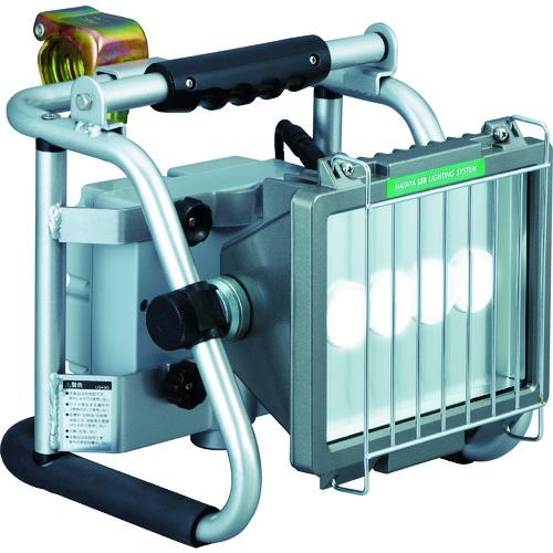 ハタヤリミテッド 投光器 ハタヤ LEDジューデンライト 〔品番:LEF-30B〕 8194035 30Wタイプ 新色追加して再販 大人気!
