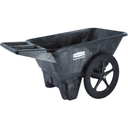 ニューウェルブランズ ジャパン合同会社 廃棄物運搬車 ラバーメイド ビッグホイールカート ブラック 事業所限定 〔品番:56546107〕 入荷予定 8194212 送料別途見積り 大型 セール特別価格 法人