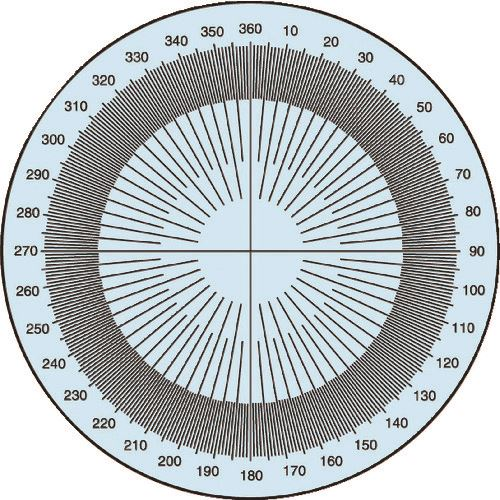 カートン光学 顕微鏡 カートン セットアップ 360度スケール お求めやすく価格改定 〔品番:XR10019〕 直送 事業所限定 法人 8481725 送料別途見積り