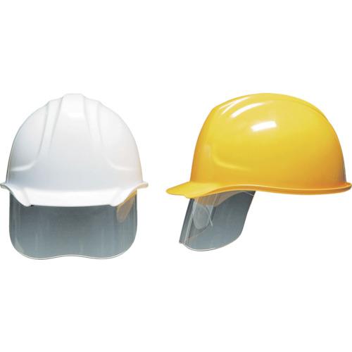 DICプラスチック安全資材営業部 透明バイザーヘルメット  DIC SYA-S型ヘルメット 青 SF内装KP付 〔品番:SYA-S-B-SFE〕[8537362]「送料別途見積り,法人・事業所限定,直送」