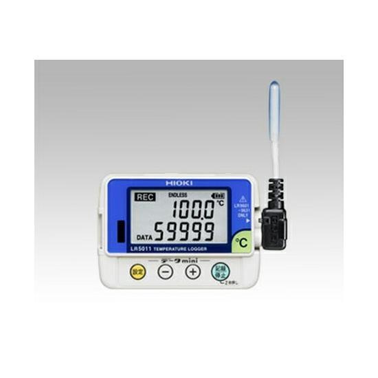 アズワン 温度計・湿度計  AS データミニ 温度ロガー LR5011 〔品番:1-5840-32〕[8586587]「送料別途見積り,法人・事業所限定,取寄」