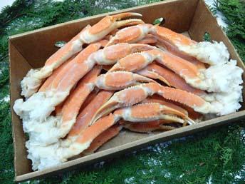 ボイルずわい蟹【5L】「5kg」13肩前後
