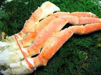 超特大・ボイルたらば蟹【10L】一肩2.2kg さかなのデパート三栄