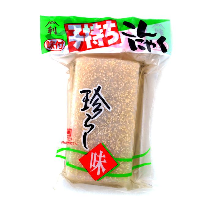【フジトシ食品】子持ちこんにゃく(冷蔵便)[メール便:不可]