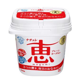 格安 価格でご提供いたします ☆ガセリ菌のチカラでおなかをケアする☆ 雪印メグミルク 400g メーカー直売 ナチュレ恵megumi