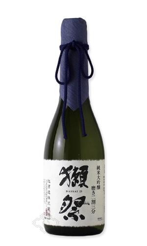獺祭 純米大吟醸 磨き二割三分 720ml 箱なし 【日本酒/旭酒造/だっさい】