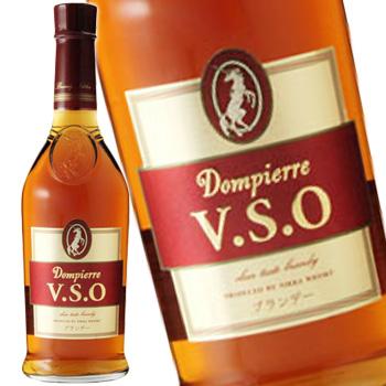 Dompierre 商い 税込 V.S.O ニッカ ドンピエール ブランデー 640ml 国産