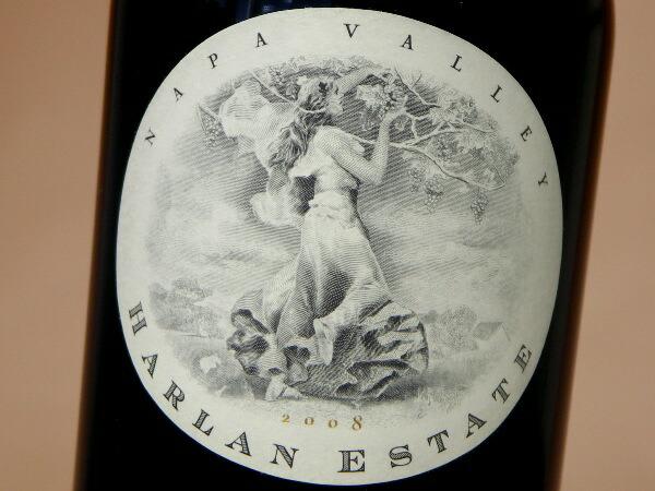 【送料無料】 ハーラン・エステイト ハーラン 2008 750ml (ワイン) 【ラッキーシール対応】