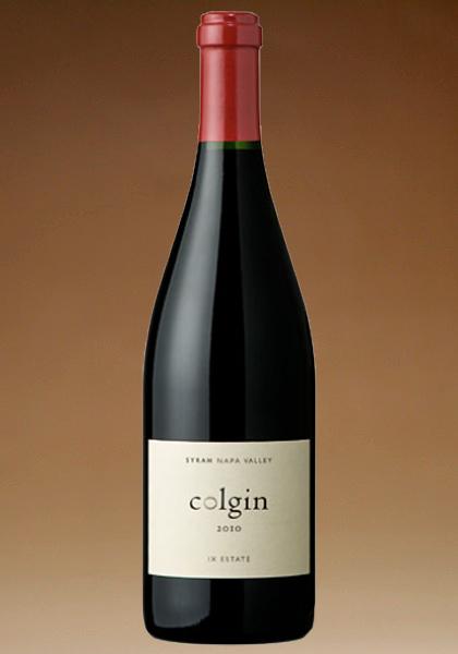 コルギン ナンバー・ナイン・エステート シラー ナパ・ヴァレー 2009 750ml (ワイン) 【ラッキーシール対応】