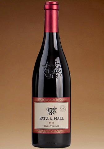 パッツ&ホール ピノ・ノワール ハイド・ヴィンヤード 2014 750ml (ワイン) 【ラッキーシール対応】