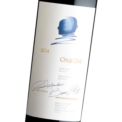 オーパス ワン 2014 750ml (ワイン) 【ラッキーシール対応】