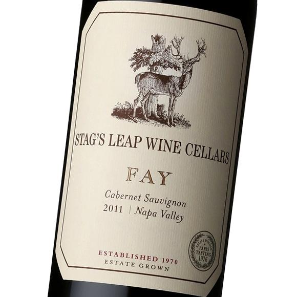 スタッグス・リープ・ワイン・セラーズ カベルネ・ソーヴィニヨン FAY(フェイ) 2011 750ml (ワイン) 【ラッキーシール対応】