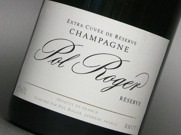 ポル・ロジェ ブリュット・レゼルヴ 750ml (ワイン) 【ラッキーシール対応】