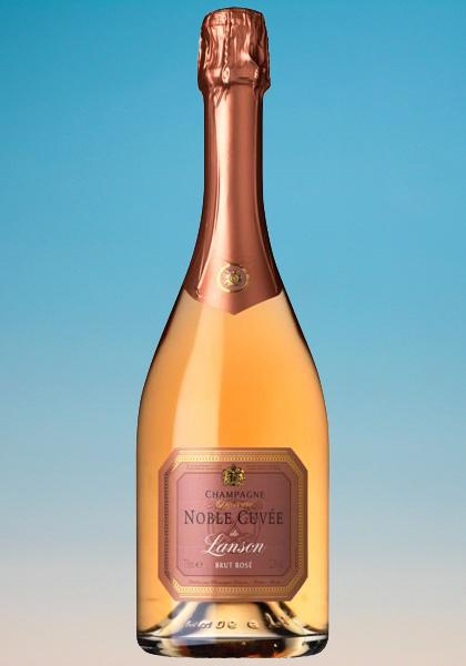 ランソン・ペール・エ・フィス ノーブル・キュヴェ ロゼ・ブリュット 750ml (ワイン) 【ラッキーシール対応】