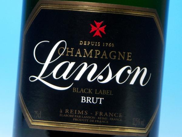 ランソン・ペール・エ・フィス ブラック・ラベル・ブリュット 1.5L 【マグナム】 (ワイン) 【ラッキーシール対応】