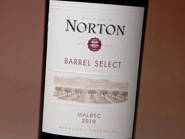 NORTON BARREL SELECT MALBEC 新作通販 ボデガ ストアー ノートン マルベック セレクト ワイン 750ml バレル