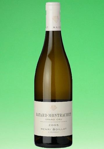 アンリ・ボワイヨ バタール・モンラッシェ 2014 750ml (ワイン) 【ラッキーシール対応】
