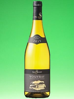 Guy Saget Vouvray  ギィ・サジェ ヴーヴレ 2019 750ml ワイン