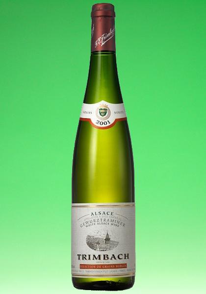 トリンバック ゲヴュルツトラミネール セレクション・ド・グラン・ノーブル 2007 750ml (ワイン) 【ラッキーシール対応】