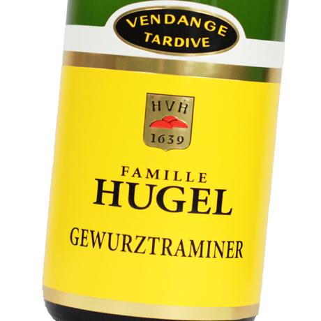 ヒューゲル ゲヴェルツトラミナー ヴァンダンジュ・タルディヴ 2009 750ml (ワイン) 【ラッキーシール対応】
