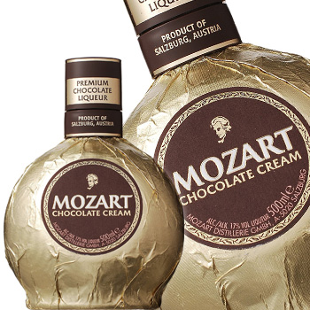 年中無休 着贅沢な原料を使った濃厚なチョコレートの味わいが魅力 モーツァルト 500ml 当店限定販売 チョコレートクリーム