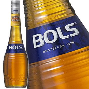 BOLS Apricot Brandy ボルス 700ml 超激安特価 並行輸入品 アプリコットブランデー