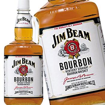 ジム ビーム 1750ml [バーボン・ウイスキー]【ラッキーシール対応】