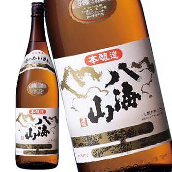 【送料無料】 八海山 特別本醸造 1.8L×6本セット (日本酒)【ラッキーシール対応】