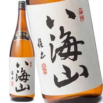 純米吟醸 (日本酒)【ラッキーシール対応】 1.8L×6本セット 八海山 【送料無料】