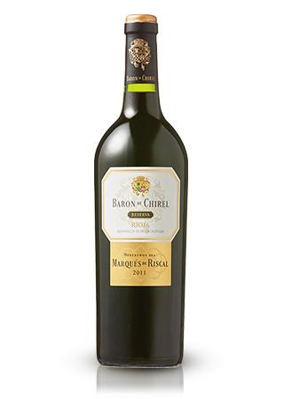 マルケス・デ・リスカルバロン・デ・チレル 2014 750ml (ワイン) 【ラッキーシール対応】