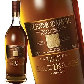グレンモーレンジ 18年 700ml [スコッチ・ウイスキー]【ラッキーシール対応】