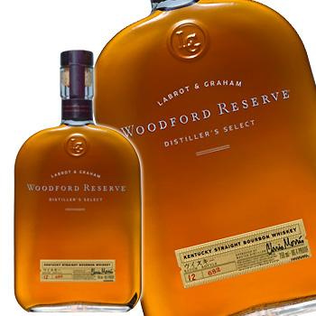WOODFORD RESERVE ウッドフォードリザーブ 750ml [アメリカン・ウイスキー]