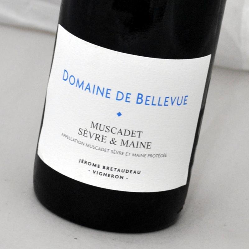 ミュスカデ セーヴル お買得 与え エ メーヌ 2017 ドメーヌ ド ベル ヴュー白ワイン Belle ロワール Sevre et Vue MaineDomaine フランスMuscadet de