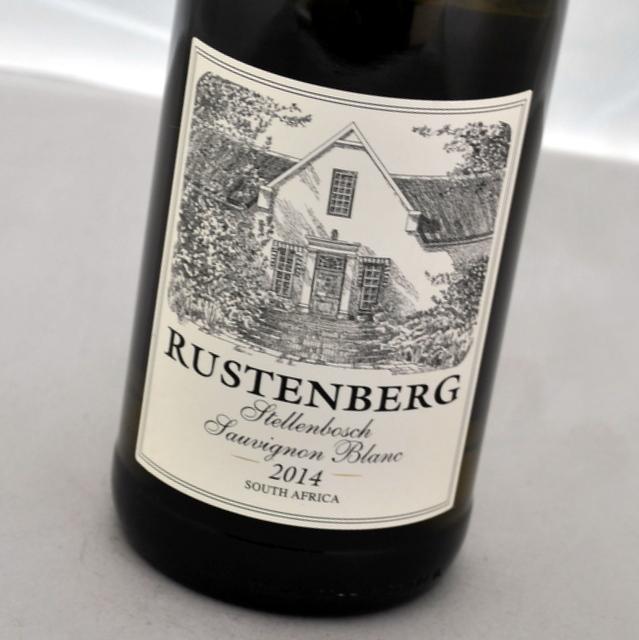 南アフリカの歴史あるワイナリー ラスティンバーグ ステレンボッシュ ソーヴィニヨン ブラン メーカー直送 2014 Sauvignon 南アフリカ Stellenbosch Rustenberg Blanc 全品送料無料 白ワイン