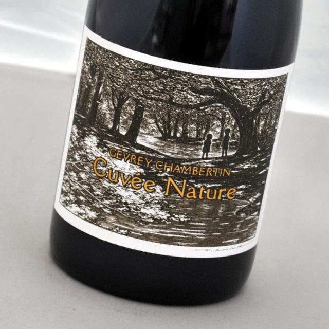 日本人醸造家仲田晃司が造る赤ワイン ジュヴレー シャンベルタン キュヴェ 買収 ナチュール 2017 ルー NatureLou Cuvee ブルゴーニュ 1着でも送料無料 デュモン赤ワイン Dumont Chambertin フランスGevrey