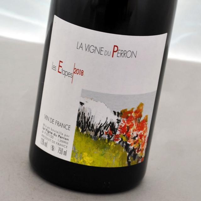 レ 1着でも送料無料 ゼタップ 2018 ラ ヴィーニュ デュ ペロン赤ワイン du 公式通販 フランスLes Vigne EtapesLa Perron サヴォワ