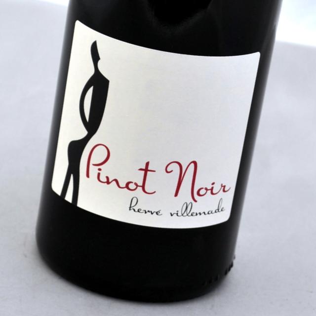 本日限定 ピノ 18%OFF ノワール 2020 エルヴェ ヴィルマード赤ワイン Pinot ロワールVdF Villemade NoirHerve フランス