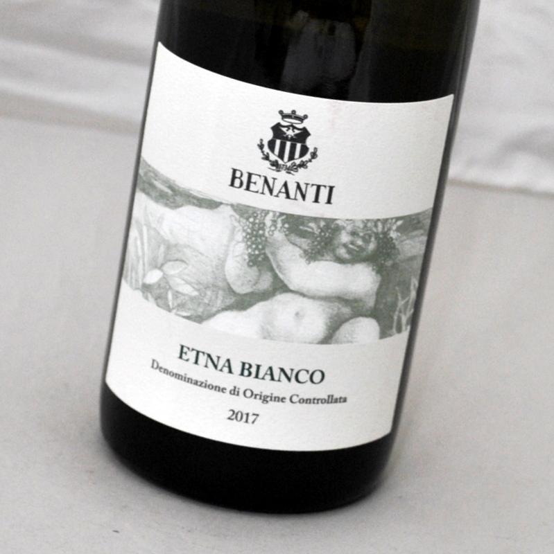 スピード対応 全国送料無料 エトナ ビアンコ 2017 ベナンティ白ワイン シチリア州 買収 イタリアEtona BiancoBenanti