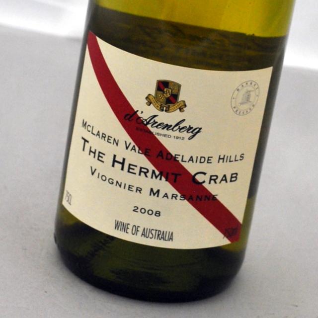 ハーミット 店舗 クラブ ヴィオニエ マルサンヌ 販売期間 限定のお得なタイムセール 2008 オーストラリア ダーレンベルグ白ワイン
