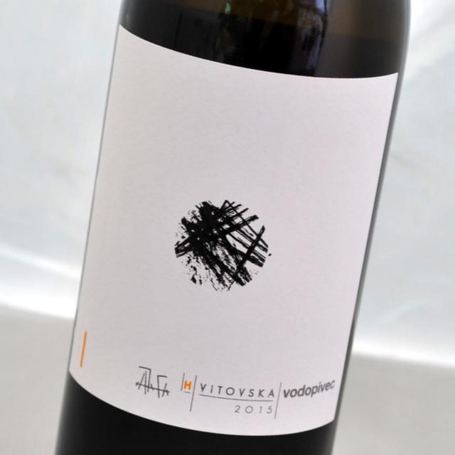 ヴィトフスカ 激安卸販売新品 アッカ 2015 ヴォドピーヴェッツ白ワイン イタリアVitovska ジューリア州 フリウリ ヴェネツィア HVodopivec 品質検査済