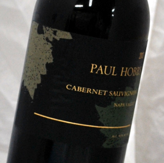 ポール ホブズ カベルネ・ソーヴィニヨン ナパ・ヴァレー2013赤ワイン・カリフォルニア Cabernet Sauvignon Napa Valley[2013]Paul Hobbs