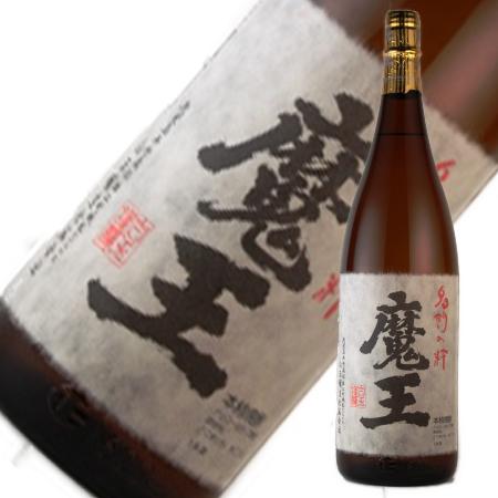 魔王 1.8L【芋焼酎】【鹿児島】【白玉醸造】