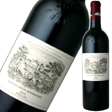 シャトー・ラフィット・ロートシルト[2010]赤ワイン 750ml