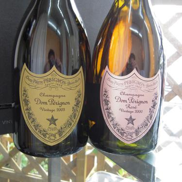ドンペリ飲み比べ3本セット(ドン ペリニヨン ロゼ、ドンペリニヨン白、スパークリングワイン シャルル・アルマン(辛口・泡))750ml×3本