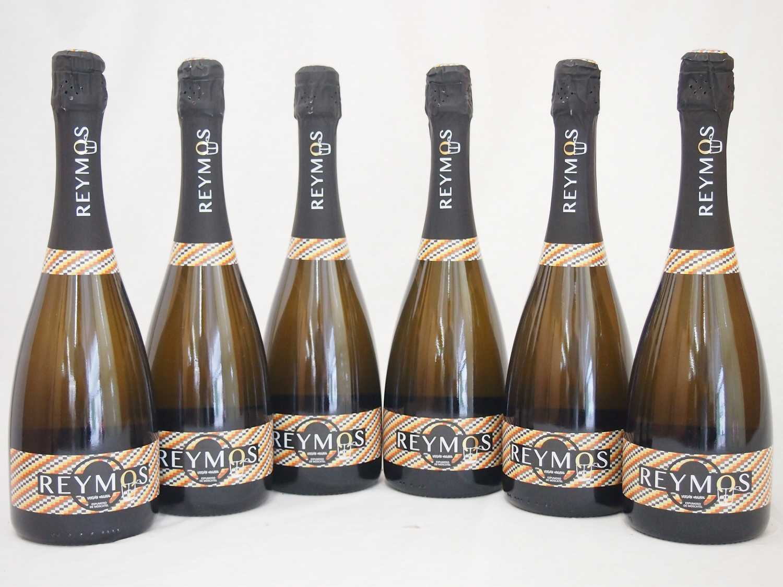 7本セットレイモス エスプモーソ デ モスカテル ほんのり甘口のスパークリングワイン(スペイン) 750ml×7本